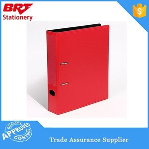 PP material high quality lever arch file folder