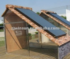 Solar Keymark Flat Panel/plate Solar Collector
