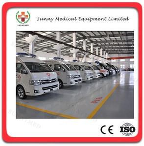 SY-K029 Ambulance Vehicle China Ambulance car price