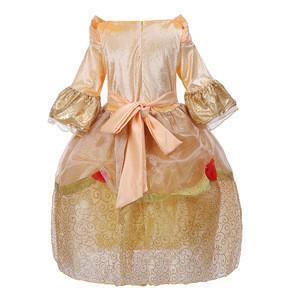 Tunic dress belle costume child