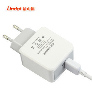 USB Travel AC Power Adapter 18W 5V 2.4A Quick Charge 3.0 usb wall charger Mobile Phone Charger