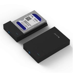 Wholesale USB 3.0 3.5 Inch SATA External SSD HDD Hard Disk Drive Enclosure Case