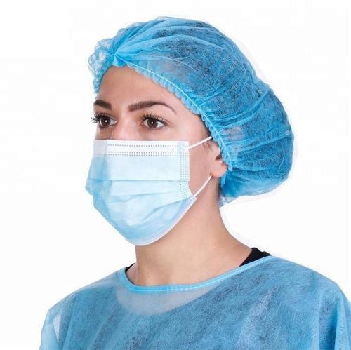 Medical Mask Certificate Disposable Ear-Loop CE FDA  Ultra-3-In-1 10pcs Pack