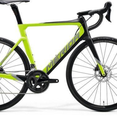 Merida REACTO 4000 Size M - L BLU/BLK Road Race Aero Bike Bicycle