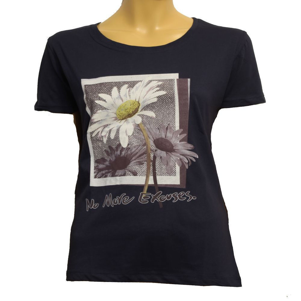 Women's large cotton t-shirts