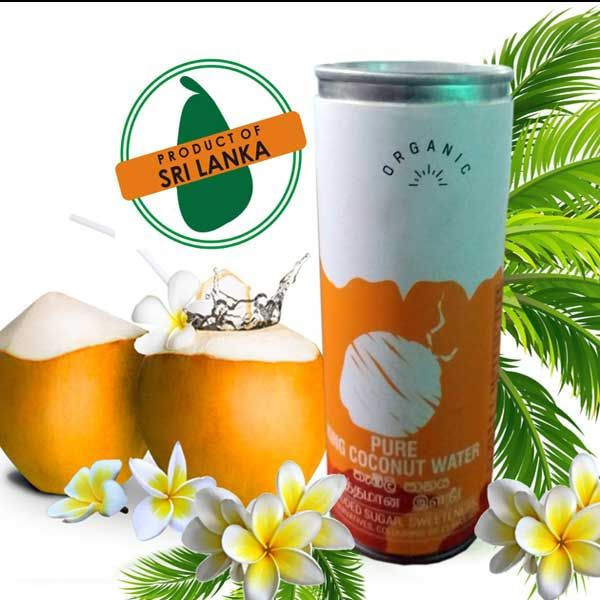 King Coconut Water Cans / Bottles / Tetra Packs