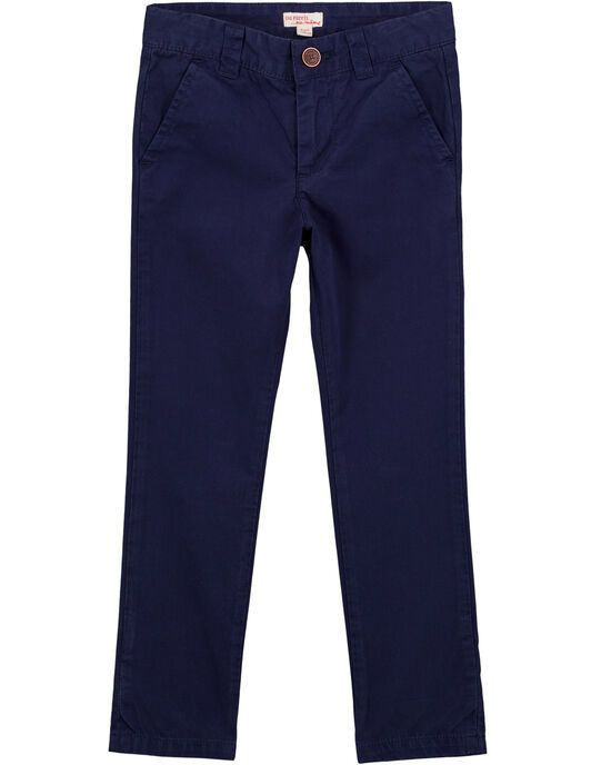 Boys Garment Dyed Chino