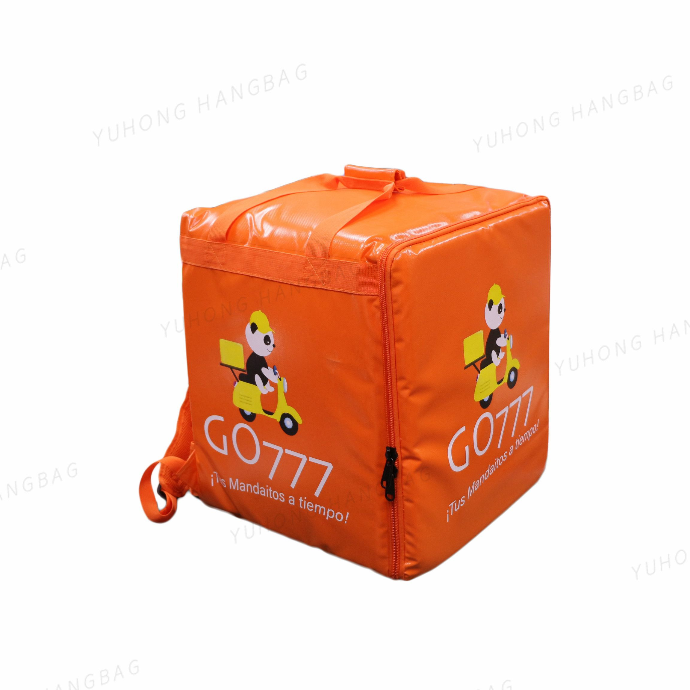 uber food delivery bag Factory Durable Waterproof Multipurpose foldable large insulated cooler box backpack