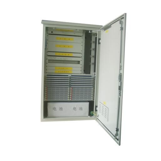Suspension-mounting Fan Type Outdoor Cabinet