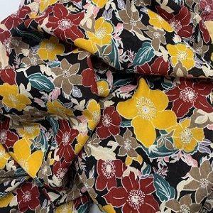 """Rayon Linen Print Woven 85gsm 57""""/58"""""""
