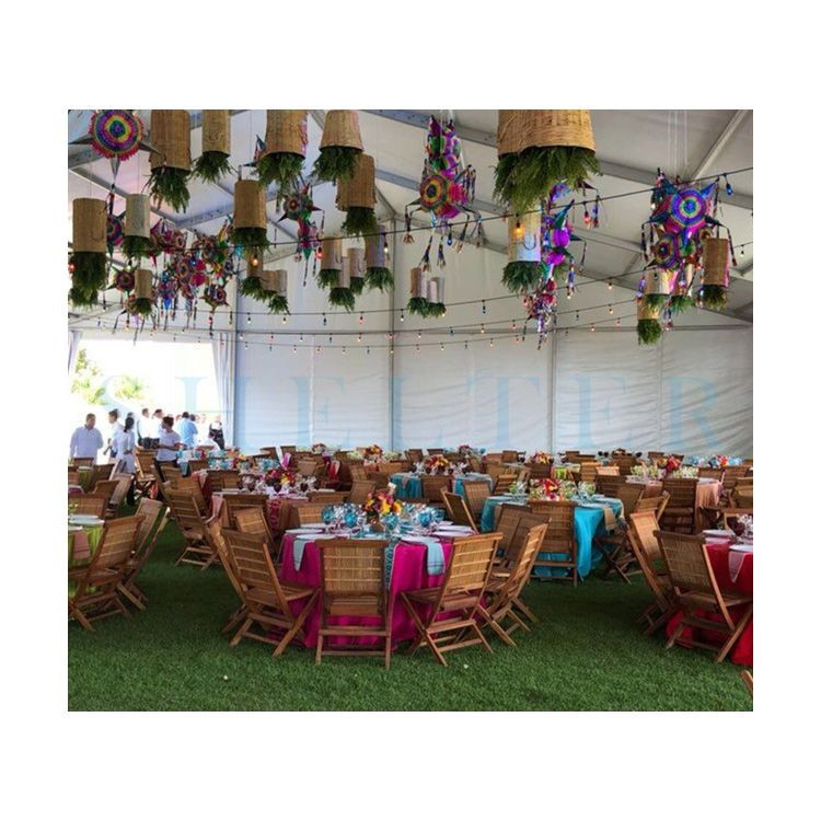 20x50 canopy tent outdoor luxury event party commercial tent