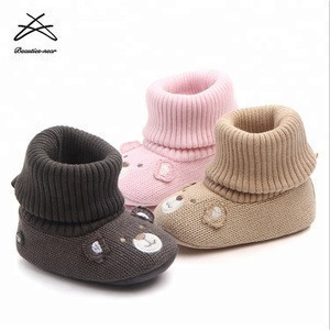 2018 Lovely Winter Warm Baby Shoes Low Price And High Quality Baby Shoes 2018