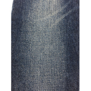 2018 professional factory woven in-stock denim fabric textile for lady jeans