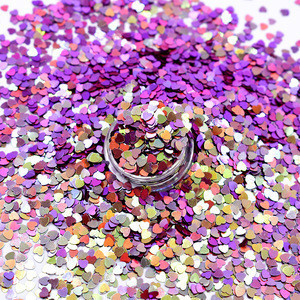 2019 color shifting glitter great for handmade crafts, ail art, makeup, body painting