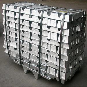 Best quality pure aluminum Al Alloy Ingot 99.7% ENAC-46100