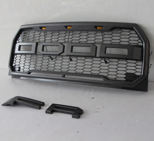 Car Grille With Turning Lights for Ford F150 Raptor 2015-year