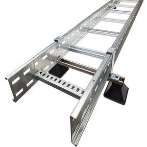 Cheap price perforated ladder type cable tray for large power cables