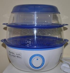 Cixi factory New design hot sale food steamer