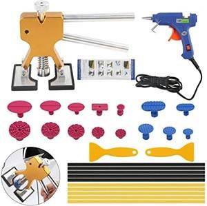 Dent Lifter Kit Dent Puller Tabs Glue Gun Sticks Dent Removal Hail Tools