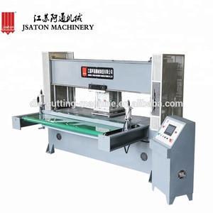 Die press automatic fabric cutting machine price