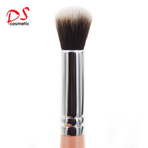 DISHI Cheap Eyeshadow Makeup Brush One End Foam Tip Applicators Eyeshadow Brush