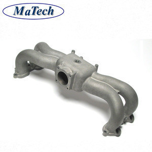 Factory Cost Aluminum Die Casting Cold Air Intake For Car