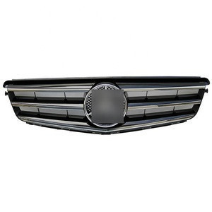 For Mercedes  W204 c-class 2048800023 Radiator Grill grille guard Grills for car plastic grille car chrome front grille factory