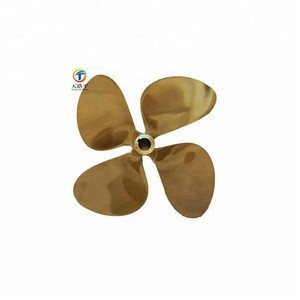 High Quality Forged ship propeller boat propeller