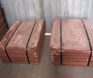 High quality Non LME 99.99% Copper cathode and Electrolytic copper