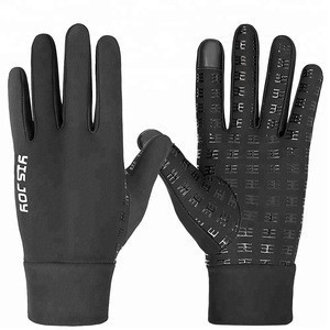 Hot selling winter warm driving gloves waterproof windproof touchscreen smartphone drivers gloves in cold weather