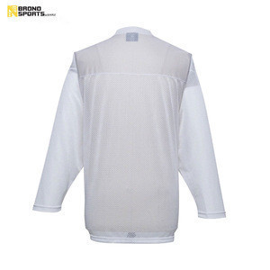 Ice Hockey Jersey Shirt for Men Practice Uniform with own your logo Quick-Drying Ice Hockey Uniform Set