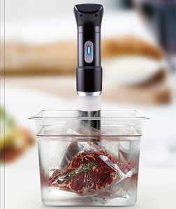 Immersion Circulator Sous Vide stick Slow Cooker Precision Cooker Control Temperature and Timer 1300 Watts