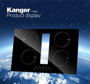 Kanger high temperature ceramic glass induction cooktop parts