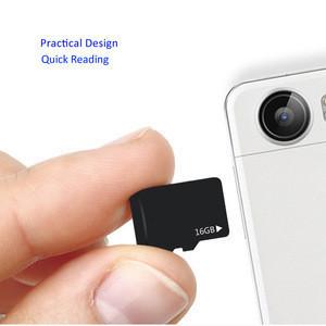 Logo custom 1Gb to 128GB high capacity micro flash memory sd card