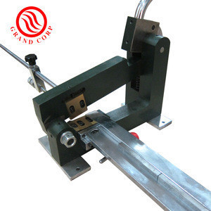 Manual rule notching machine for die making