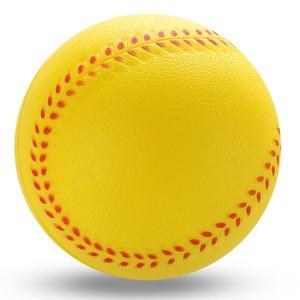 Manufacturers foamed baseball bouncy ball PU pressure softball