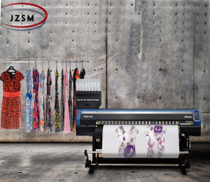 MIMAKI TS300P-1800   A new generation high-speed dye sublimation textile  transfer printer  TS300P-1800MKII