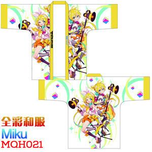 New arrival Sublimation printing Haori of Miku/Kimono Cloth Costume Cosplay
