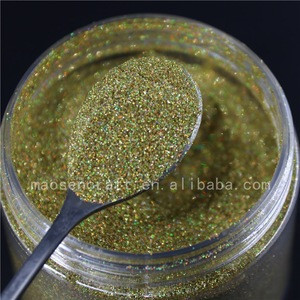 Poly cosmetic  Best Quality Bulk Factory cheap Price Holographic powder body Glitter