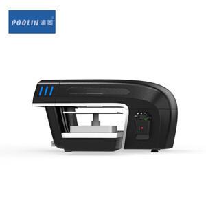 POOLIN  flatbed inkjet dtg printer for digital tshirt printing machine