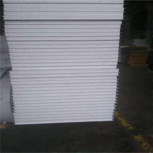 Prefabricated house roof sheet eps sandwich panel11900 x 1150mm for cold storage