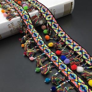 Tassel  fringe for decorations