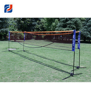 Tennis net extender badminton kit alu power tennis string 1.25mm/16l
