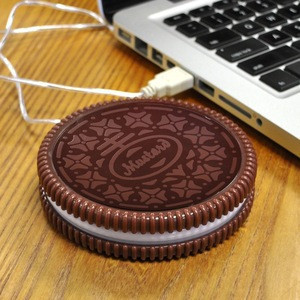 USB Powered Cookie Cup Warmer Office Cup Warmer