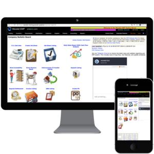 Web Based Business Software Application Wavelet Management Suite (Wavelet MS)