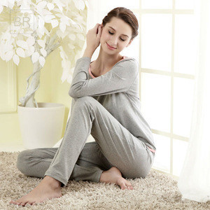 Wholesale China Factory Comfortable Long Sleeve Nightshirts