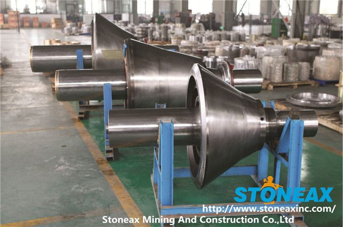 CH870 cone crusher spare part main shaft