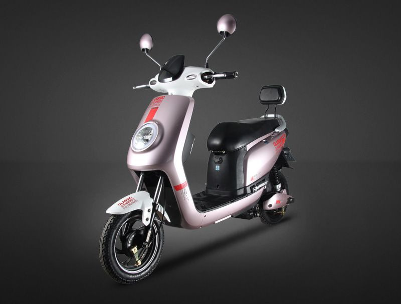 ELECTRIC MOTORCYCLE AND SCOOTER-TSLD-2