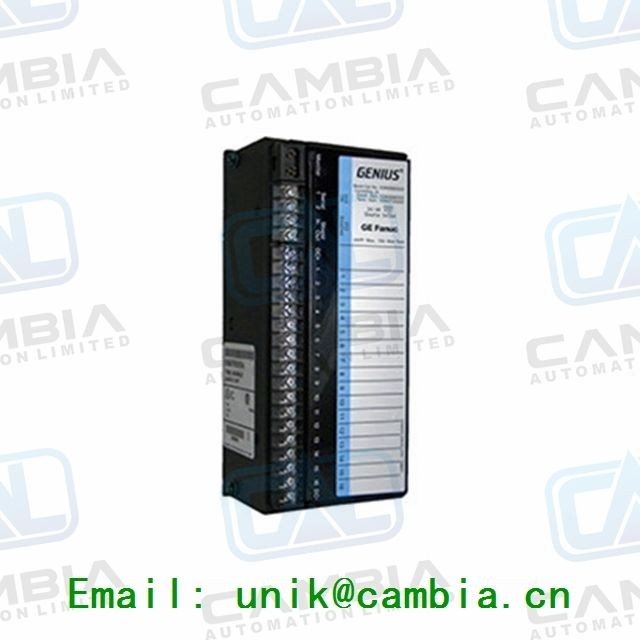 GE FanucBackplane CPU IC693CHS391