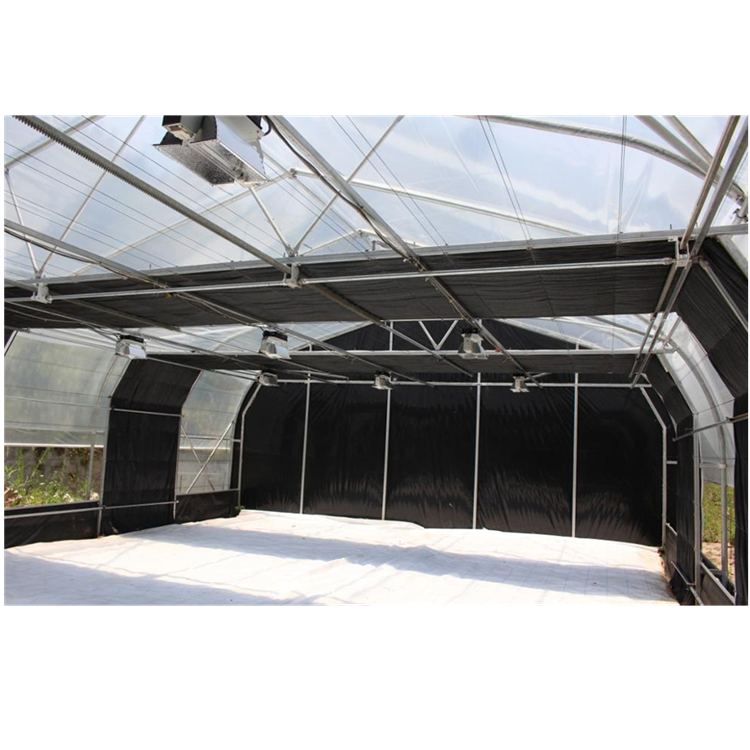 Skyplant Automatic Light Deprivation Blackout Greenhouse